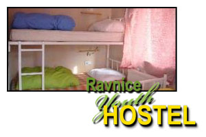 Ravnice Youth Hostel